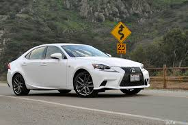 lexus enform app review 2015 lexus is 350 f sport review autoweb