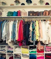 how to organize your closet by color home design ideas