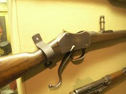 martini henry action trapdoor rifle action u0026 in