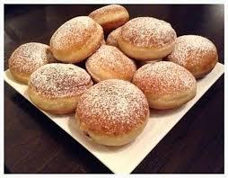 cuisiner sans oeufs recette de beignet fourré au nutella et confiture sans œuf sans lait
