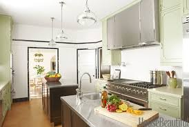 Kitchen Cabinets Green Green Kitchens Ideas For Green Kitchen Design