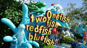 halloween horror nights islands of adventure one fish two fish red fish blue fish at universal u0027s islands of
