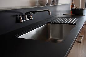 black backsplash kitchen black kitchen counters and backsplash interior design ideas