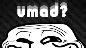 Mad Meme Face - u mad bro troll face funny wallpaper hd desktop background