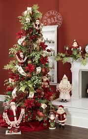 raz merry mistletoe decorated tree visit shelley b hh for a list