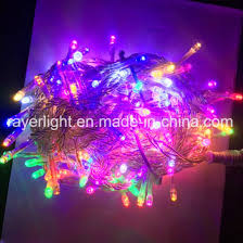 China Wedding LED Colors Lighting Decorative Twinkle Fairy Lights