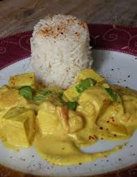 cuisiner avec du lait de coco recette curry de tofu au lait de coco 750g