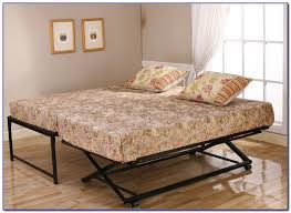 trundle bed frame only home design ideas