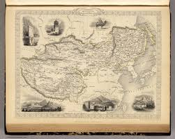 Mongolia Map Thibet Mongolia And Mandchouria David Rumsey Historical Map