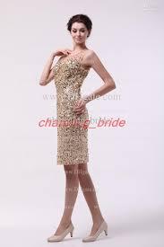 knee length gold cocktail dresses u2013 dress ideas