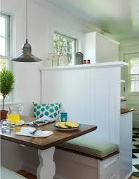 retro kitchen booth seating with cool kitchen booth cushions ideas