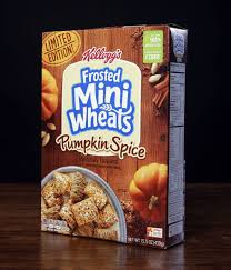 pumpkin spice foods are hit with some huge miss for others