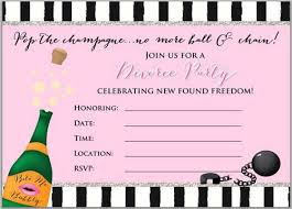 divorce invitation design free label templates ol267