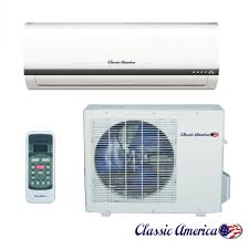 fujitsu wall mounted air conditioner classic america ductless wall mount mini split inverter air