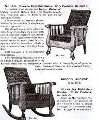 Morris Chair Handcrafted Morris Chairs U0026 Custom Furniture