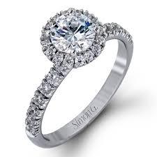 simon g engagement rings simon g mr1811 engagement ring