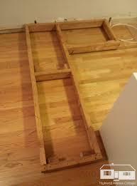 Building Kitchen Cabinets From Scratch by New Kitchen Cabinets U2013 Part 2 Highlandavenuecottage