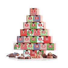 christmas calendar 2017 chocolate candy advent calendars for a sweet christmas