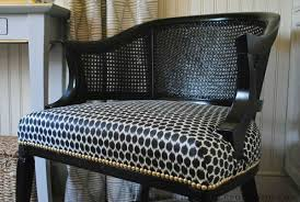 Upholstery Ideas For Chairs Cane Chair Makeover The Chronicles Of Home