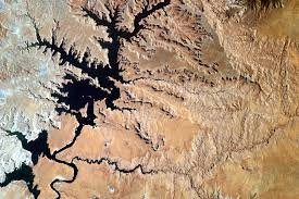 The Wave Arizona Map by Space Station U0027s Earthkam Sees The Grand Canyon Nasa