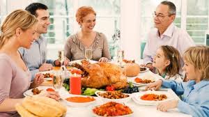 thanksgiving day in american divascuisine