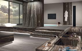 Natural Stone Bathroom Ideas by Antolini