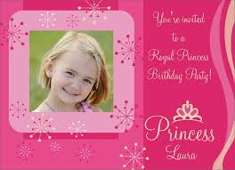 fairy princess birthday invitations free invitations ideas
