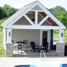 Backyard Pool House by Best 25 Backyard House Ideas On Pinterest Firepit Glass Mini
