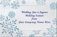 business holiday cards corporate holiday cards examples