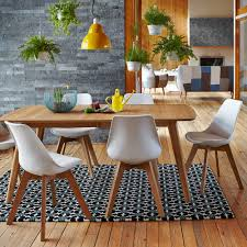 dining room table ls pop dining chair white and oak dining sets dining room
