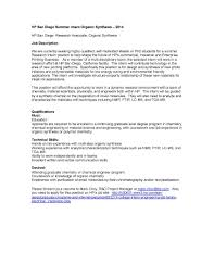Lab Experience Resume Advertising Resume Example Sample Marketing Resumes How To Wr