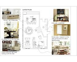 architecture office apartments kitchen layout floor plan free