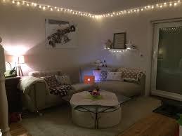 Schlafzimmer Dekorieren Schlafzimmer Deko Lichterkette Malerisch On Schlafzimmer Designs