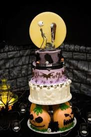 birthday halloween cake