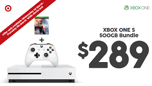xbox one consoles video games target everyone has xbox one s bundles under 299 this week