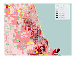 Chicago Area Map by What Does 24 000 Mean To A Family In Poverty