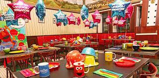 Party Room For Kids by Birthday Celebration My Birthday Party Resorts World Sentosa