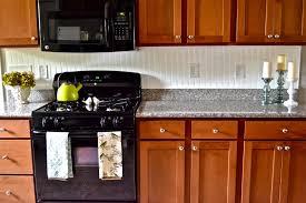 Beadboard Backsplash Kitchen Beadboard Kitchen Backsplash Kitchen Decoration Ideas