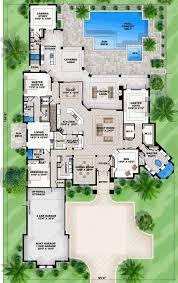 Mediterranean House Floor Plans House Plan Best 25 Mediterranean House Plans Ideas On Pinterest