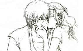 gallery cute couple sketches to draw drawings art gallery