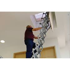 retractable zip ladder u0026 foldable stairs up to 3390mm