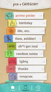 best e cards the best greeting cards and e card apps for iphone and