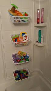 bath toy storage crafty ideas pinterest bath toy storage bathroom organization bath toy storage