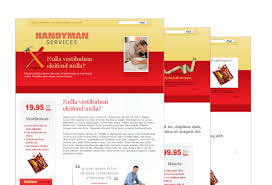 handyman services web template pack from serif com