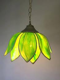 Flower Pendant Light Hanging Flower Lamp U2013 Luckyio Me