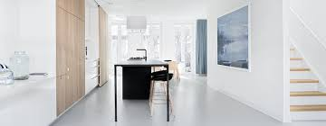spacius transforms this amsterdam apartment into a spacious loft using