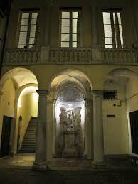 il cortile genova file genova palazzo di marcantonio sauli cortile 02 jpg