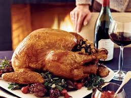 roasted stuffed turkey with giblet gravy recipe barbara lynch