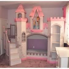 Bunk Beds Pink Princess Bunk Beds For Foter
