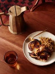 cuisine design lyon the design files lebanese stuffed organic toast chicken with